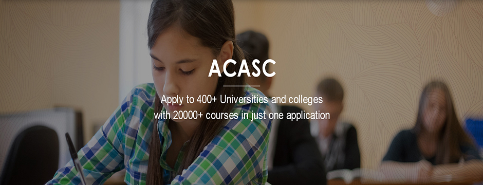 study in China through acasc