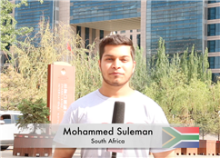 ACASC Study in China - Mohammed Suleman