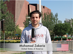 ACASC Study in China - Mohamad Zakaria